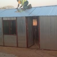 Steel zozo huts Rietfontein,0782901702,garden sheds Queenswood