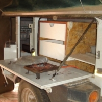 Echo 3 Off road trailer
