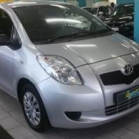 Toyota Yaris T3 - Silver
