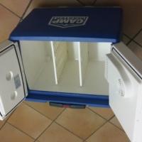 mobile camp master fridge 45L