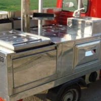 Pap & Vleis On the move Restaurant Mobile bbq