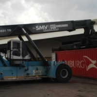 SMV 45TON CONTAINER HANDLER FOR SALE