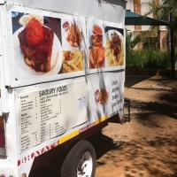 Food Trailer ready to start up business