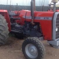 S1525 Pre-Owned Massey Ferguson (MF) 275 Tractor/Trekker