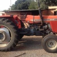 S1562 Pre-Owned Massey Ferguson (MF) 290 60kW/80Hp Tractor/Trekker