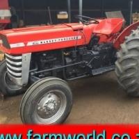 S806 Pre-Owned Massey Ferguson 135 2x4 34 kW Tractor/Trekker