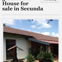 Huis in Secunda