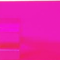 3mm thick magenta pink translucent perspex