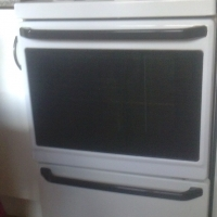 4plat Defy stove with oven everything works