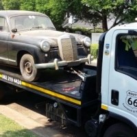 Classic Car Transport PTA to Bloemfontein.