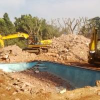 Edenvale earthworks & rubble removal