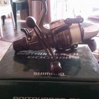 Shimano Dl 6000 RB katrolle te koop for sale  East Rand