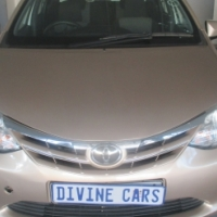Toyota Etios sedan Comfortline 2014 Model Excellent Condition