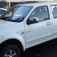 steed5 4wd double cab R110 000