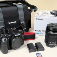 Best Bargain On Canon EOS 70D Twin Kit