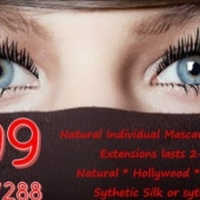 EYELASH EXTENSIONS - Lasts 3-6weeks