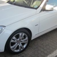2011 Mercedes-Benz C220 CDI BE auto
