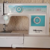 Harrison Multi function Domestic sewing machine