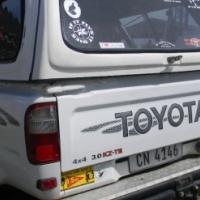 Toyota Raider D/cab 4x4 3.0 KZ-TE