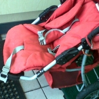 3 Wheeler Fold-up Pram For Sale