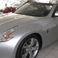 2010 Nissan 370Z Roadster A/T Coupe