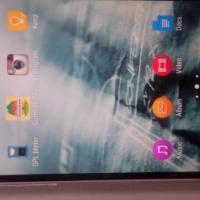 White Sony Xperia Z2