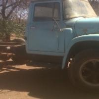 International V8 Truck