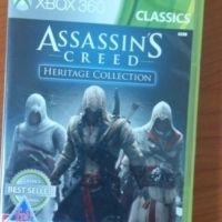 Assassins Creed Heritage Collection for Xbox 360