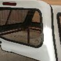 Nissan hardbody dc 2002 to 2015 canopy