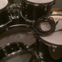 Jobeky Prestige Fusion electric acoustic drum kit