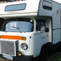 1978 Jurgens Camper