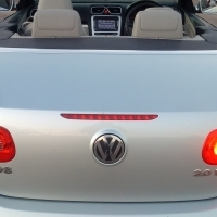 2007 Volkswagen EOS 2.0T coupe convertible limited edition