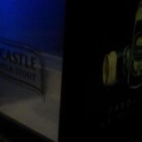 Castle Milk Stout Bar Fridge