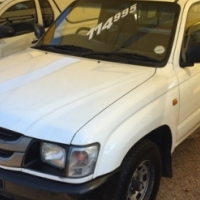 Toyota Hilux Bakkie 2.4 Diesel for sale