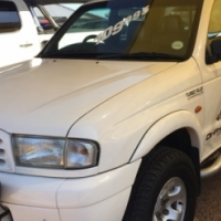Mazda B2500 D D/Cab Bakkie for sale