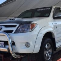 2007 Toyota Hilux 3.0 D4D D/Cab bakkie for sale