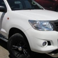 2015 Toyota Hilux 2.5 D4D SRX 4X4 D/Cab Manual