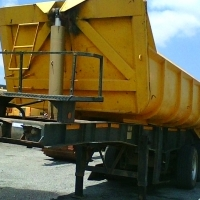 2003 20 CUBE KEANEY'S TRI- AXEL BACK END TIPPER IN IMMACULATE CONDITION FOR SALE