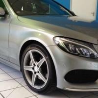 Mercedes Benz C Class C200 AMG BI ACTIVE