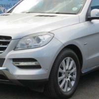 Mercedes Benz ML ML250 BlueTec