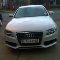 give away: Audi a4 2010 1.8ltr in excellent condition for R 119,000.00