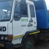 FAW 6m tipper truck