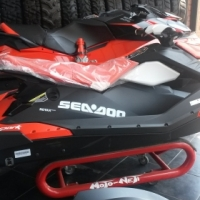 2016 Seadoo Spark 3Up 900 90 HP IBR.