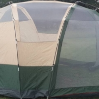 Campmaster 2 room dome