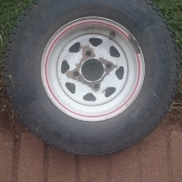 10 inch rim for Venter trailor