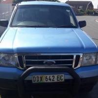 Clean and reliable ford bakkie for sale