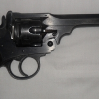 Colt .455 Webley Smith & Wesson Revolver MARK IV