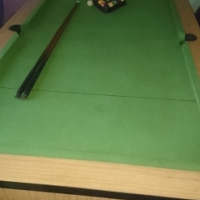 Pool table to swop for small dingy/bassboat