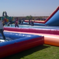 school events,  fun days, water fun, merry go rounds, trackless train