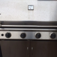 GAS Braai - ALVA 4 Burner Urgent Sale